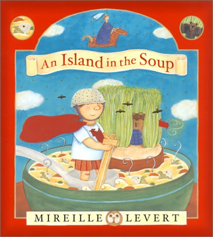 9780888994035: An Island in the Soup