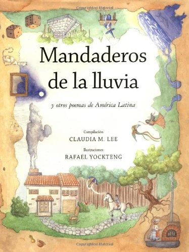 9780888994714: Mandaderos de La Lluvia: Y Otra Poemas de America Latina