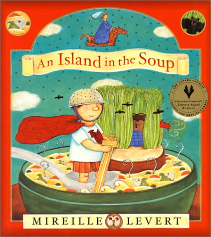 9780888995056: An Island in the Soup