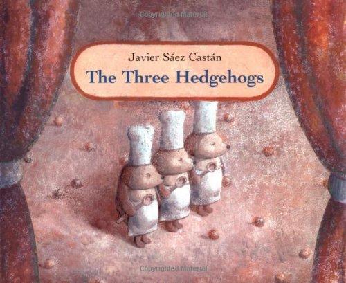 The Three Hedgehogs: Javier Saez Castan