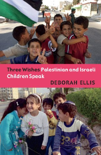 9780888996459: Three Wishes: Palestinian and Israeli Children Speak
