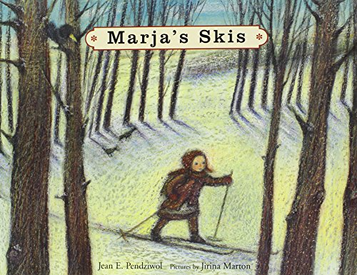 9780888996749: Marja's Skis