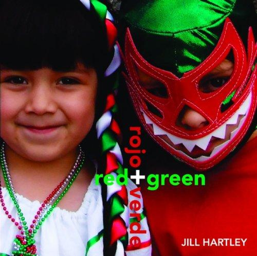 Red + Green/Rojo + Verde (Groundwood Books): Groundwood Books