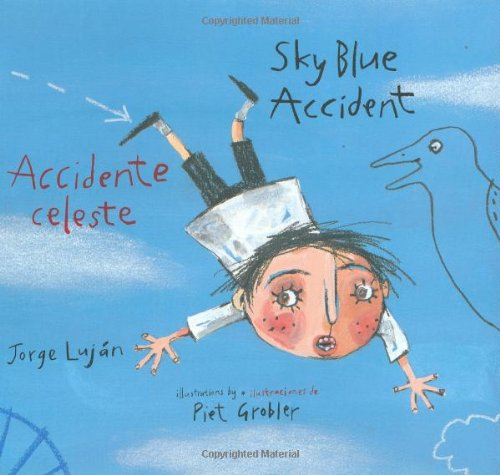 9780888998057: Sky Blue Accident/Accidente celeste (English and Spanish Edition)