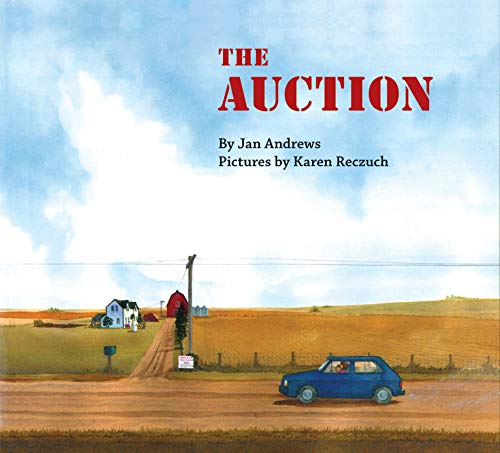 9780888998422: The Auction
