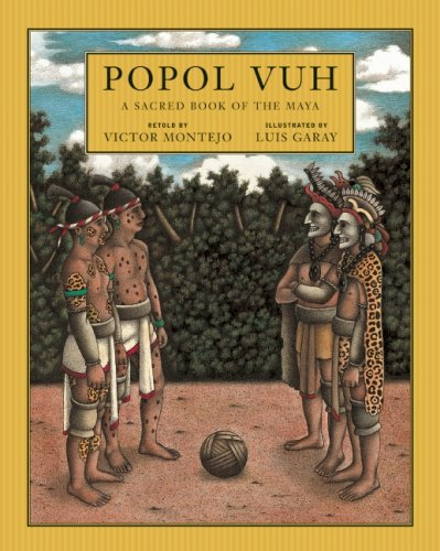 9780888999214: Popol Vuh: A Sacred Book of the Maya