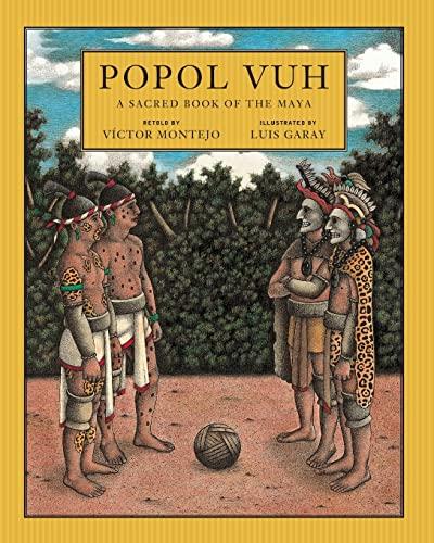 9780888999214: Popol Vuh: A Sacred Book of the Maya