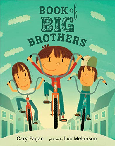 9780888999771: Book of Big Brothers