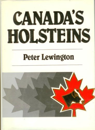 9780889027350: Canada's Holsteins