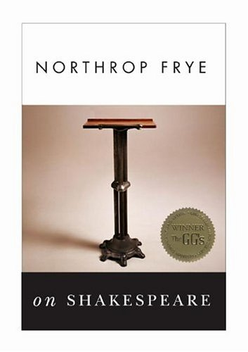 9780889027435: Northrop Frye on Shakespeare