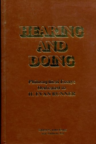 9780889061057: Hearing & Doing