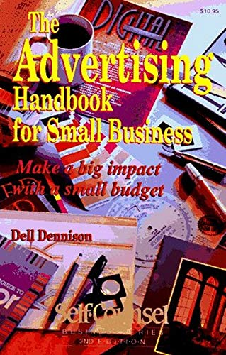 9780889087989: The Advertising Handbook for Small Business: Make a Big Impact With a Small Budget (Self-Counsel Business Series)