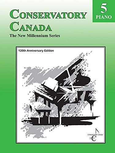 New Millennium Grade 5 Piano Conservatory Canada: Various