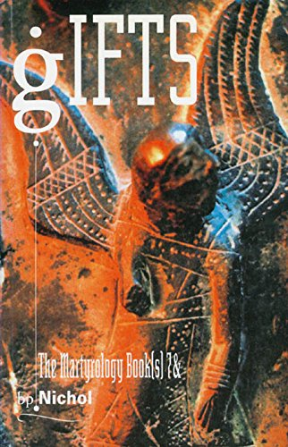 Gifts: The Martyrology Book(s) 7 &