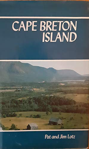 9780889140189: Cape Breton Island ([The] Islands [series])