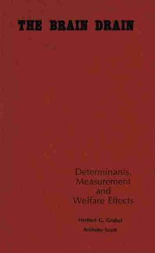 The Brain Drain: Determinants, Measurements and Welfare Effects: Herbert Grubel