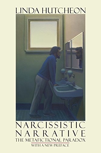 9780889201026: Narcissistic Narrative: The Metafictional Paradox (LIBRARY OF THE CANADIAN REVIEW OF COMPARATIVE LITERATURE)