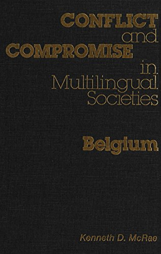 9780889201958: Conflict and Compromise in Multilingual Societies: Belgium (Conflict & Compromise in Multilingual Societies)