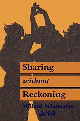 9780889202085: Sharing without Reckoning: Imperfect Right and the Norms of Reciprocity (Editions SR)