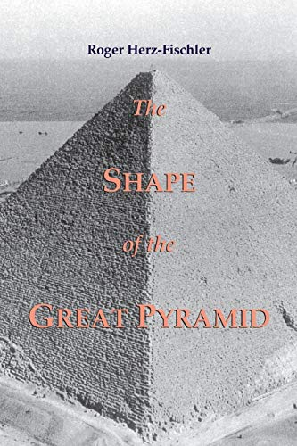 9780889203242: The Shape of the Great Pyramid