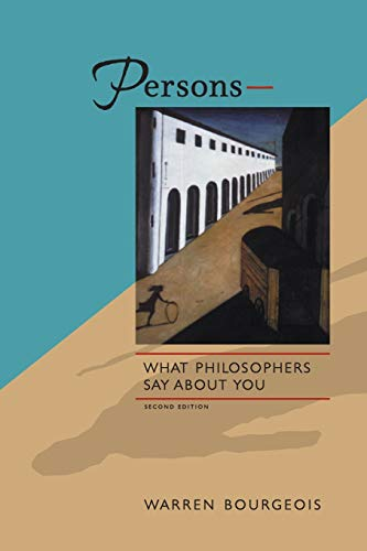 9780889203792: Persons ― What Philosophers Say about You