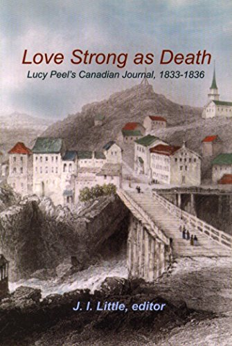 Love Strong as Death (Paperback): Lucy Peel