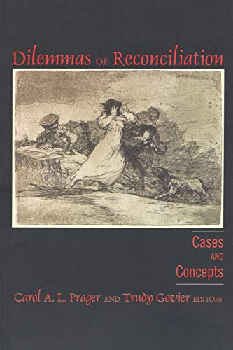 9780889204157: Dilemmas of Reconciliation: Cases and Concepts
