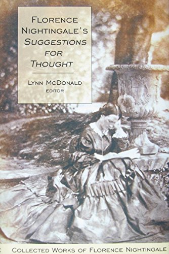 Florence Nightingale's Suggestions for Thought (Hardcover): Lynn McDonald