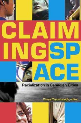 Claiming Space (Paperback): Cheryl Teelucksingh