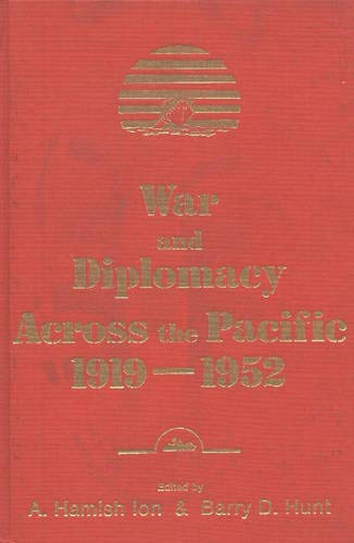 9780889209732: War and Diplomacy across the Pacific, 1919-1952