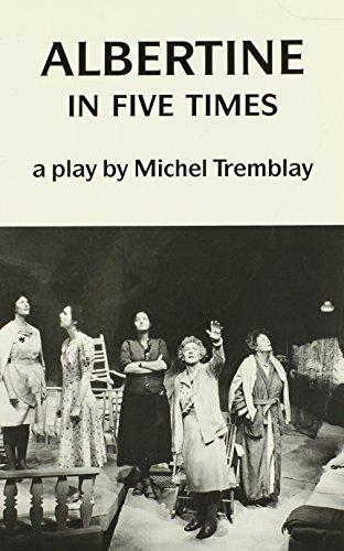 9780889222342: Albertine in Five Times