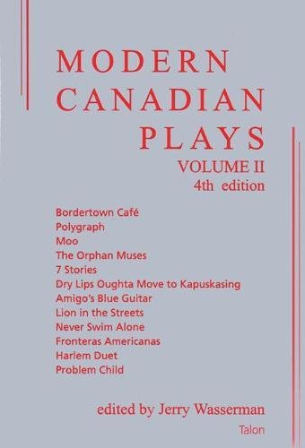 9780889224377: Modern Canadian Plays: Volume 2