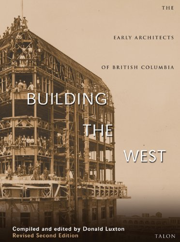 9780889224742: Building the West