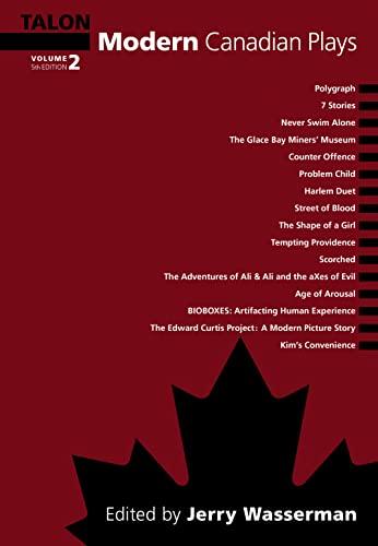 9780889226791: Modern Canadian Plays