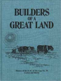 Builders of a Great Land