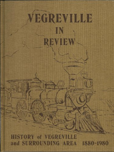 Vegreville in Review: History of Vegreville and Surrounding Area, 1880-1980 2 Volumes