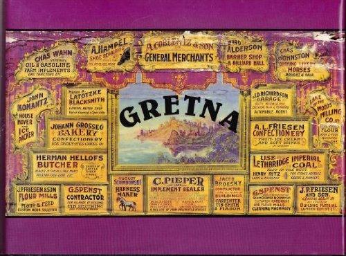Gretna, window on the Northwest: Enns, F. G