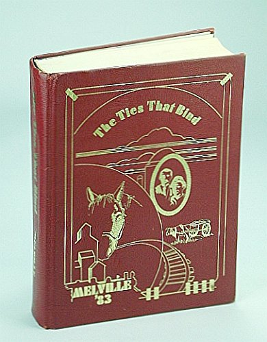 9780889255265: The Ties That Bind - Melville (Saskatchewan) '83