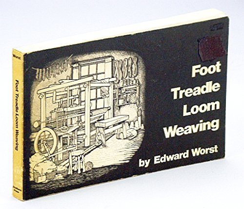9780889300118: Foot treadle loom weaving