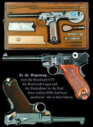 9780889355187: Pistole Parabellum - History of the Luger System