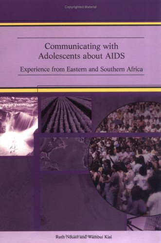 9780889368323: Communicating with Adolescents with AIDS