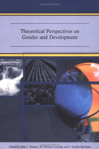 9780889369108: Theoretical Perspectives on Gender and Development