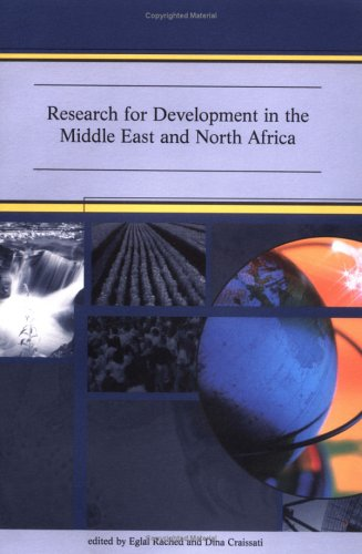 9780889369306: Research for Development in the Middle East and North Africa