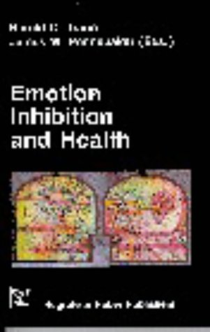 Stock image for Emotion, Inhibition, and Health for sale by ThriftBooks-Atlanta