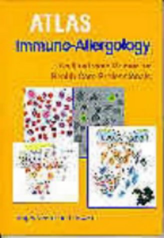 9780889371422: Atlas of Immuno-Allergology: An Illustrated Primer for Health Care Professionals