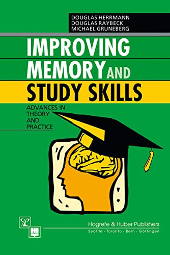 9780889372351: Improving Memory and Study Skills: Advances in Theory and Practice