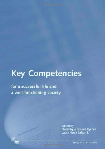 9780889372726: Key Competencies for a Successful Life and a Well-Functioning Society