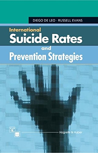 9780889372887: International Suicide Rates And Prevention Strategies