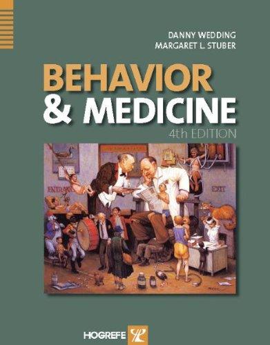 9780889373051: Behavior and Medicine
