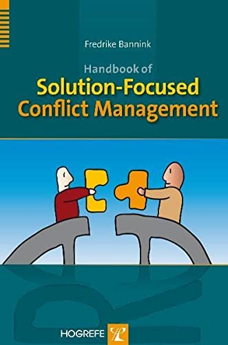 9780889373846: Handbook of Solution-Focused Conflict Management